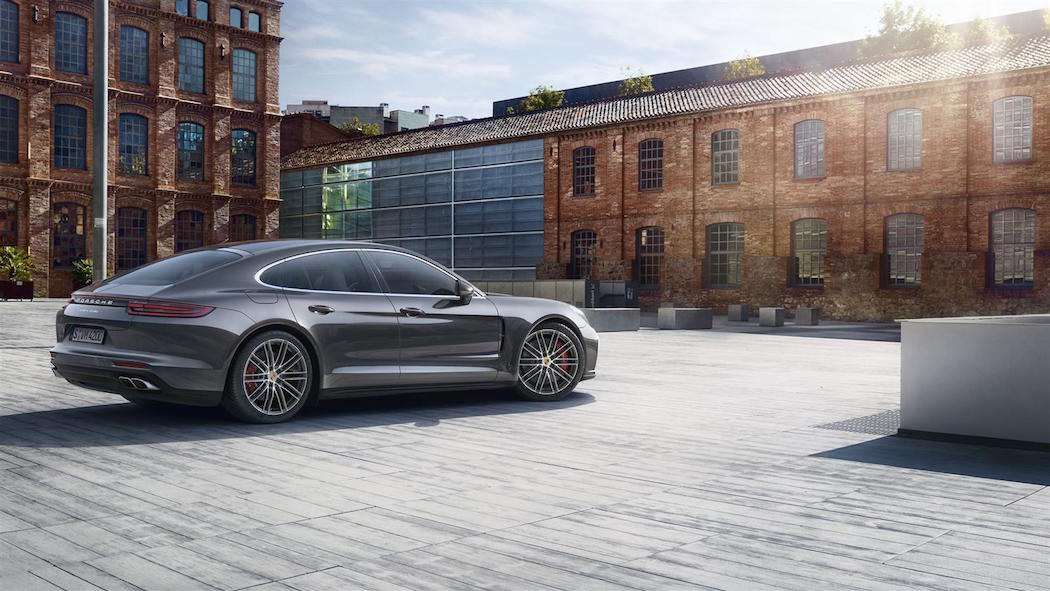 New Porsche Panamera -0