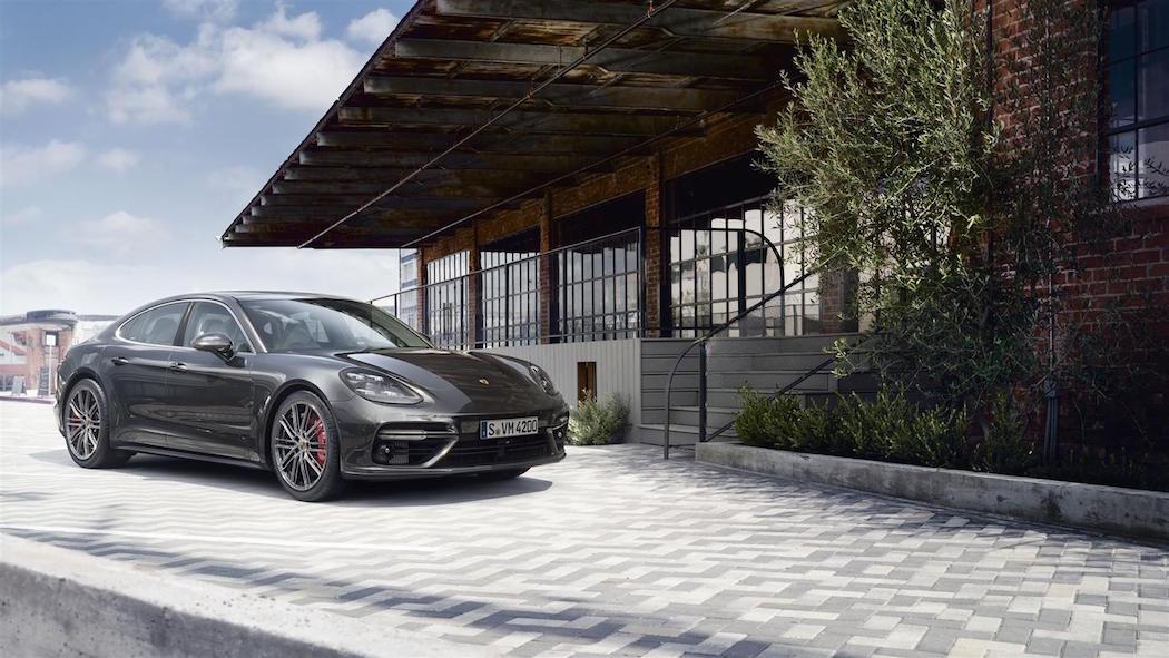 New Porsche Panamera -1