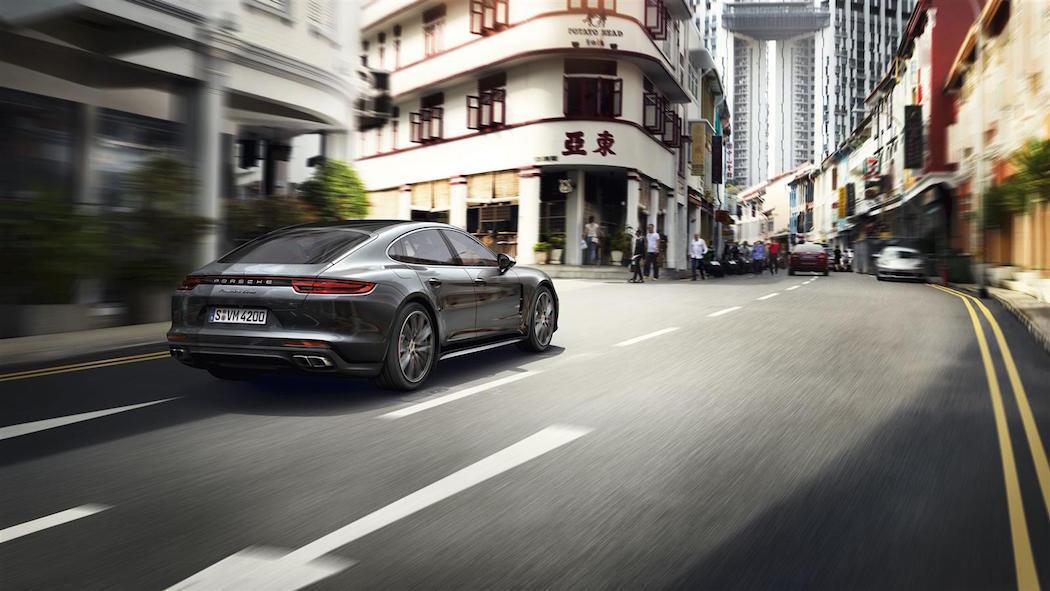 New Porsche Panamera -10