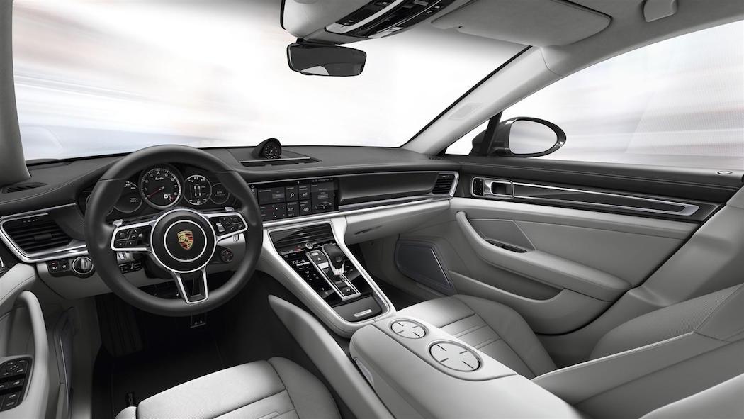 New Porsche Panamera -11