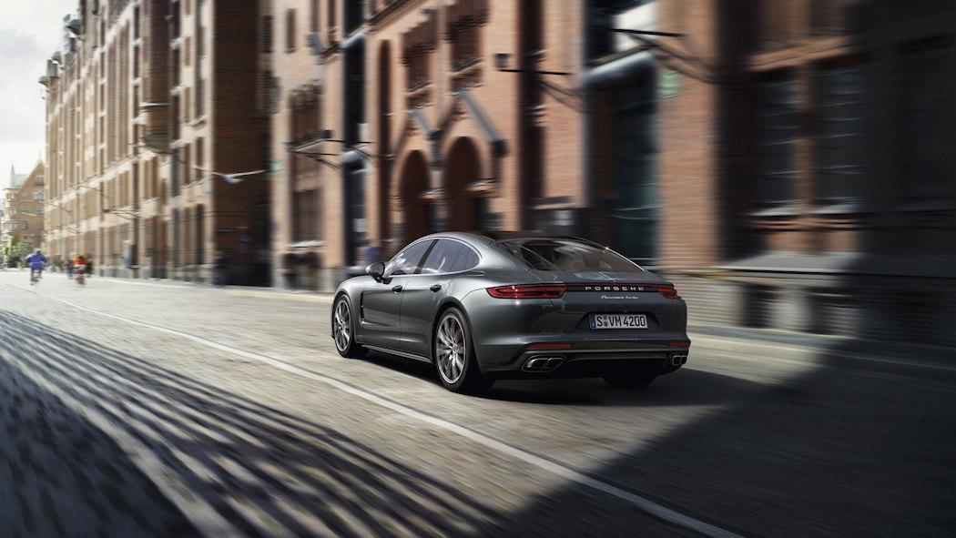 New Porsche Panamera -2