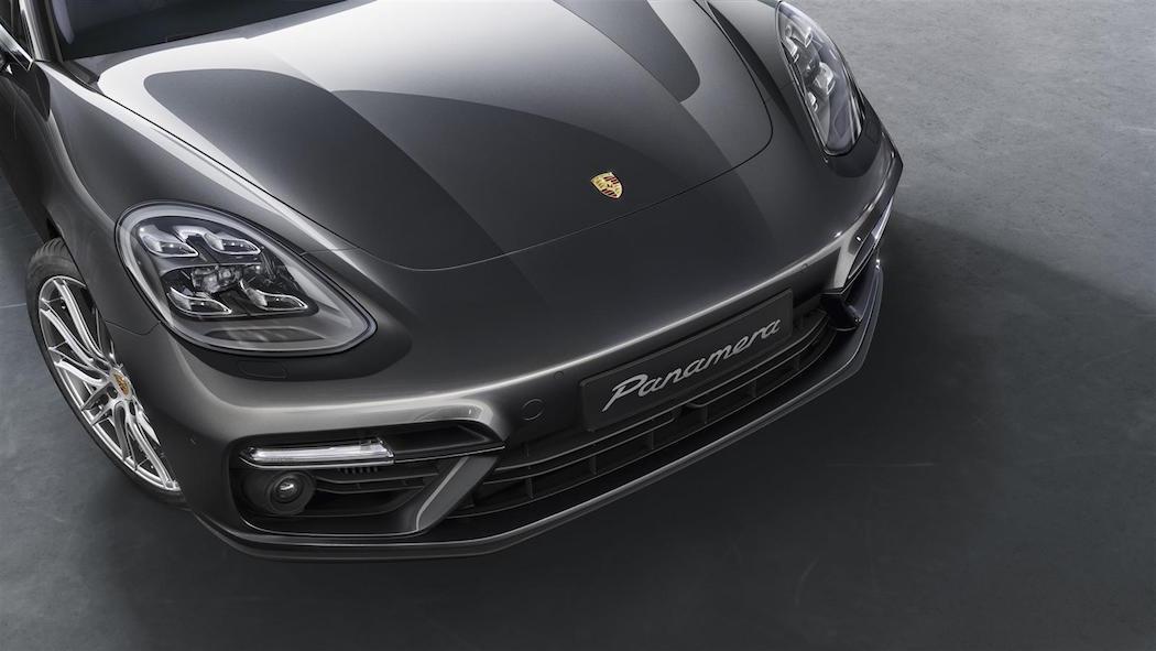 New Porsche Panamera -3