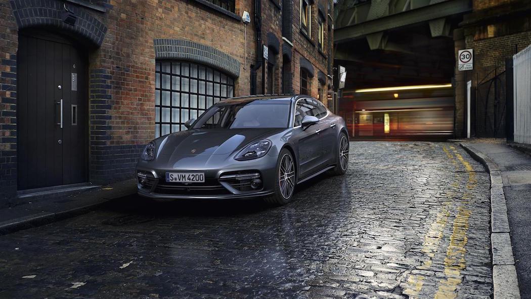 New Porsche Panamera -5
