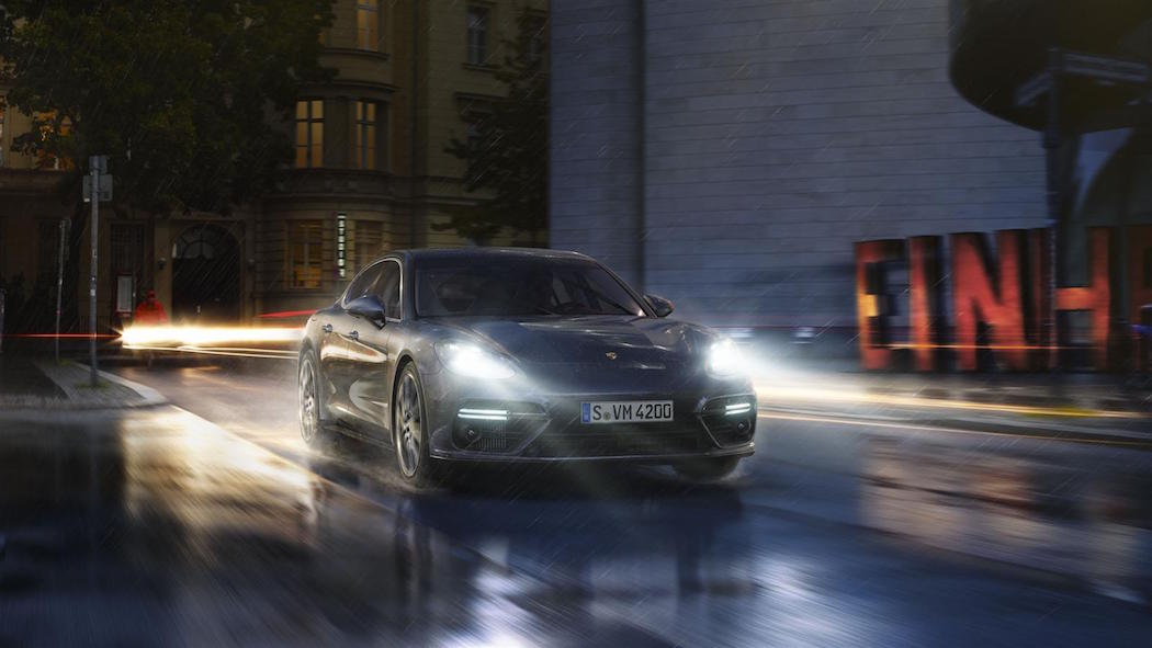 New Porsche Panamera -6