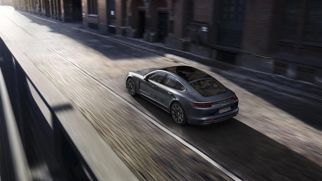 New Porsche Panamera -8