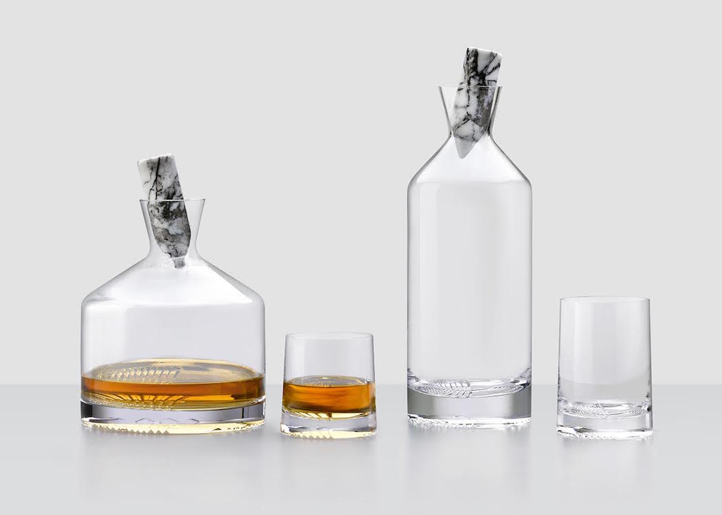Alba Decanter by Joe Doucet 1