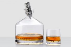Alba Decanter by Joe Doucet