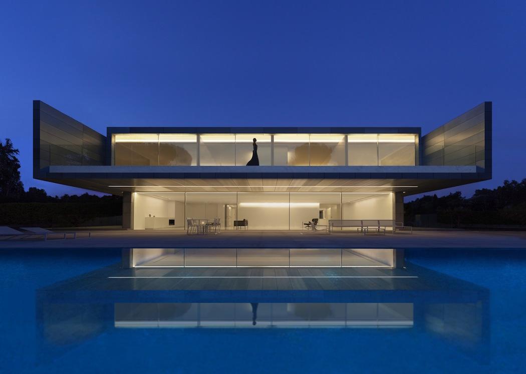 Aluminum House : Fran Silvestre Arquitectos