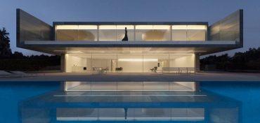 Aluminum House - Fran Silvestre Arquitectos