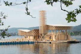 Pavillon of Reflections : Manifesta 11 Zurich Slider