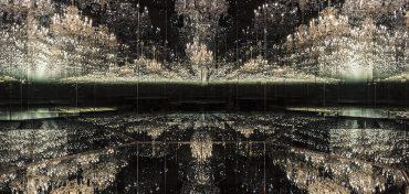 Yayoi Kusama at Victoria Miro London (1)