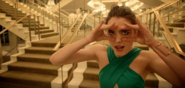Spike Jonze's Insane Perfume Ad For Kenzo