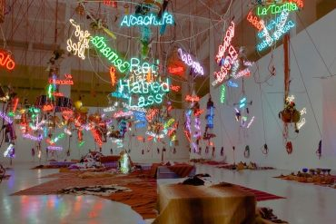 Jason Rhoades Installations