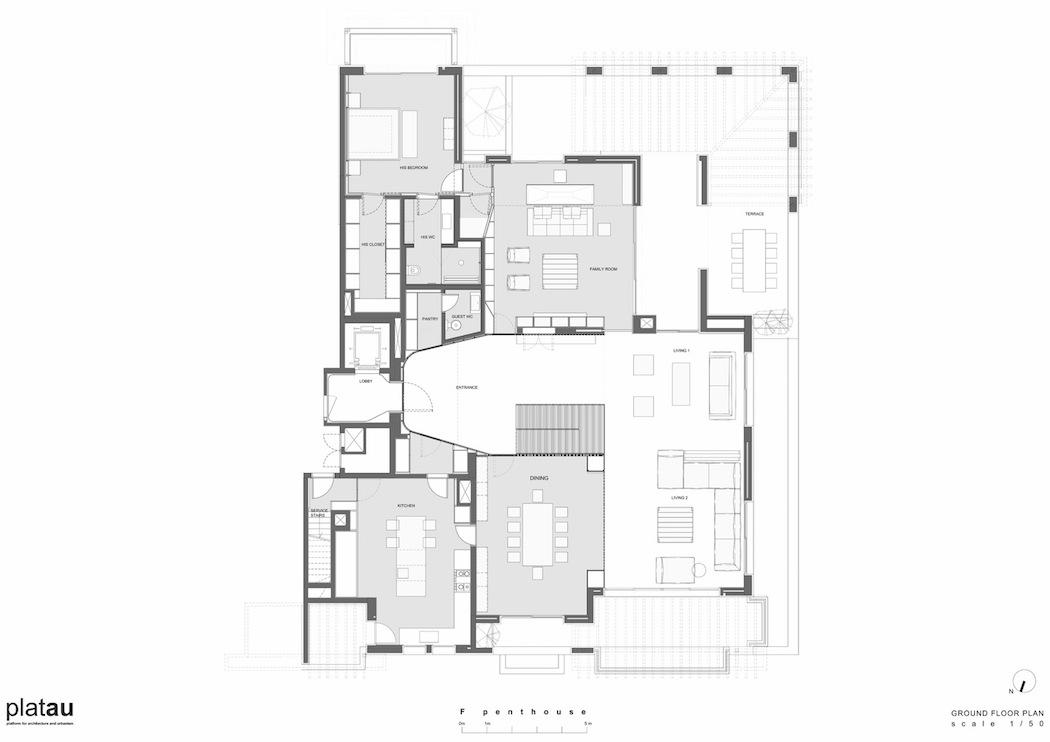 Wadi Penthouse : Platau 14