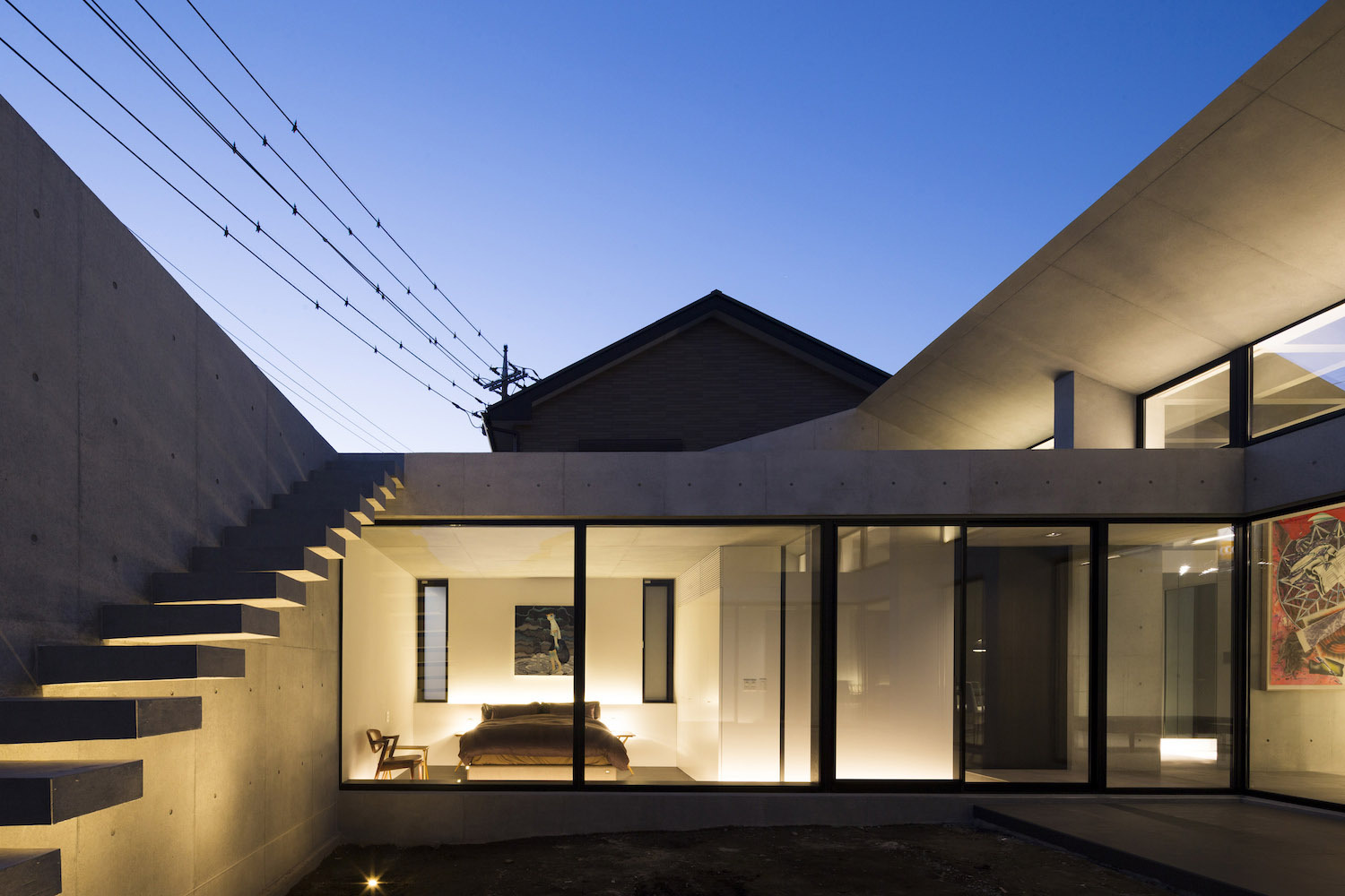 Grid : APOLLO Architects & Associates 1