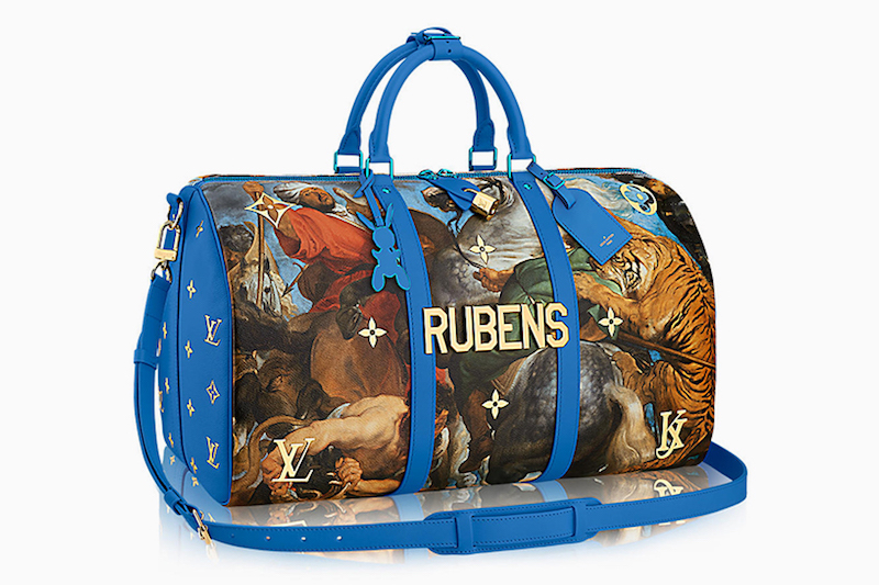 jeff-koons-louis-vuitton-masters-collection 3