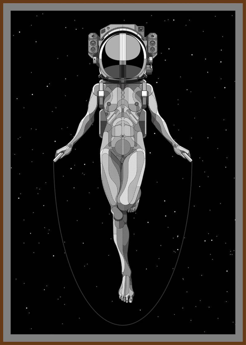 Ata-Bozaci-Astronaut